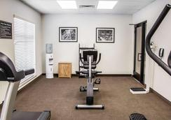 Sleep Inn & Suites Blackwell I-35 - Blackwell - Salle de sport