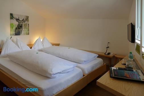 Parkhotel Saas- Fee - Saas-Fee - Phòng ngủ
