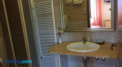 Hotel Ristorante Magda - Novafeltria - Bathroom