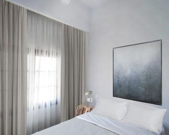 Imeres Studios & Apartments - Polychrono - Bedroom