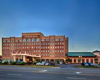 Carnegie Hotel & Spa - Johnson City - Building