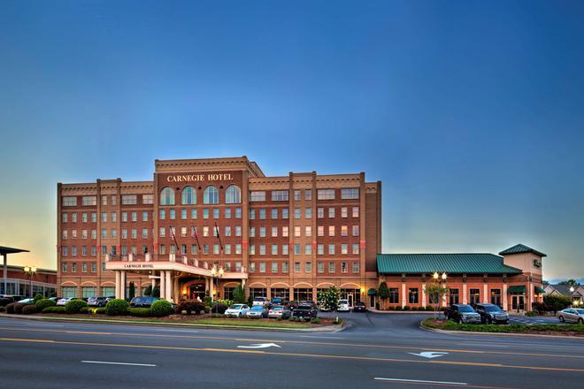 Carnegie Hotel & Spa - Johnson City - Κτίριο
