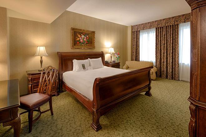 Carnegie Hotel & Spa - Johnson City - Κρεβατοκάμαρα
