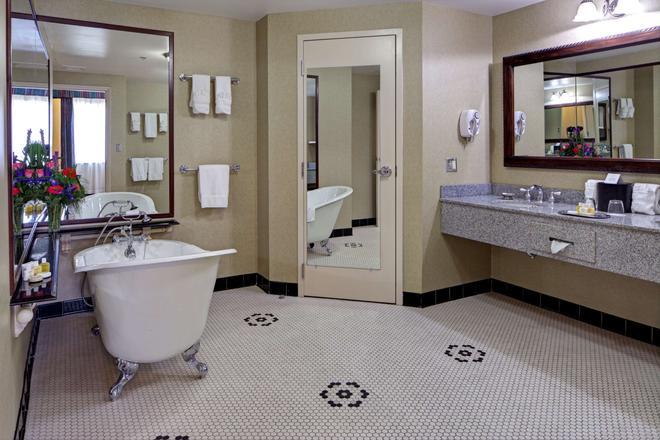 Carnegie Hotel & Spa - Johnson City - Μπάνιο