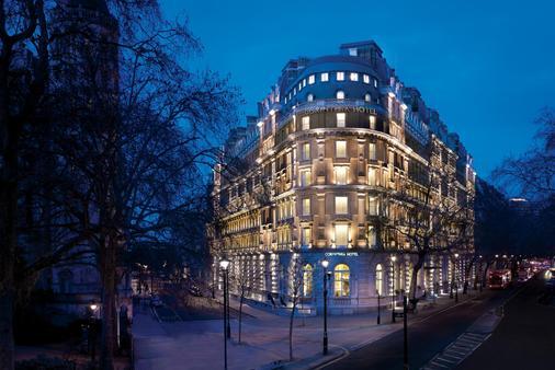 Corinthia Hotel London - Lontoo - Rakennus