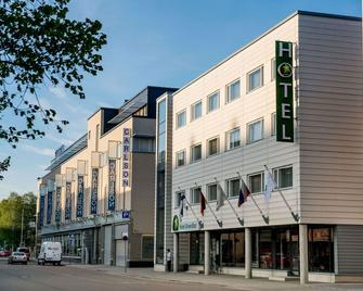 Greenstar Hotel Joensuu - Joensuu - Gebäude