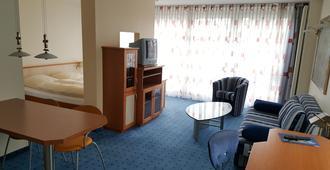 Appart Hotel Heldt - Бремен - Гостиная
