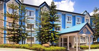 Microtel by Wyndham Baguio - Thành phố Baguio - Toà nhà