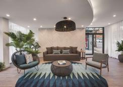 庫吉阿迪娜公寓酒店 - 庫吉 - 雪梨 - 休閒室