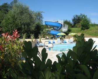 Moulin Des Sandaux Village - Les Lèves-et-Thoumeyragues - Pool