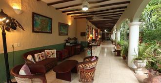 Casa Quetzal Hotel Boutique - Вальядолид - Лобби