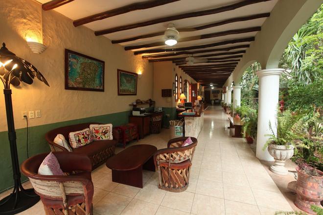 Casa Quetzal Hotel Boutique - Valladolid - Lobby