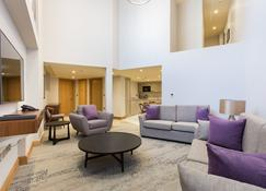 Sanctum International Serviced Apartments Belsize - London - Living room