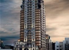 The Michelangelo Towers - Johannesburg - Budynek
