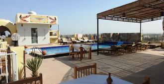 Thebes Hotel Luxor - Lúxor - Piscina