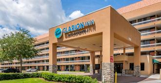 Clarion Inn International Drive - Orlando - Building