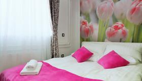 Luwiana Suites - Ljubljana - Bedroom