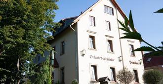 Pension Schmiedeschänke - דרזדן - בניין