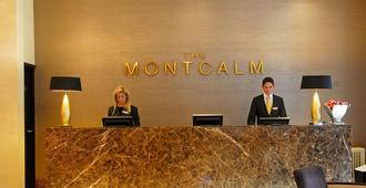 The Montcalm London Marble Arch - Londres - Recepción