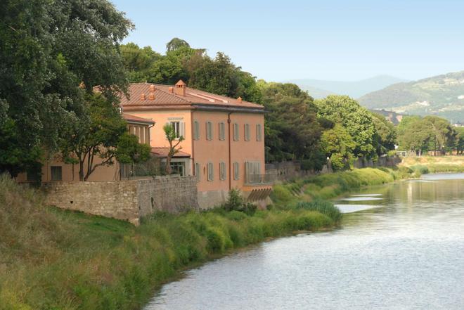 Hotel Ville sull'Arno - Florencia - Edificio