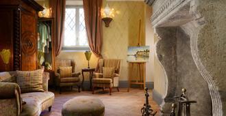 Hotel Ville sull'Arno - Florencia - Sala de estar