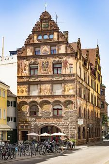 Hotel Graf Zeppelin - Konstanz - Building