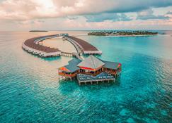 The Standard, Huruvalhi Maldives - Furaveri - Gebäude
