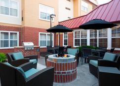 Residence Inn By Marriott Olathe Kansas City - Olathe - Binnenhof
