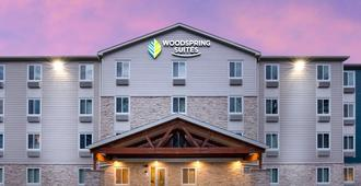 Woodspring Suites Providence - Providence - Edifici