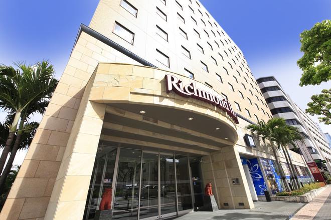 Richmond Hotel Naha Kumoji - Naha - Toà nhà