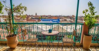 Riad Tasneem - Marrakech - Habitación