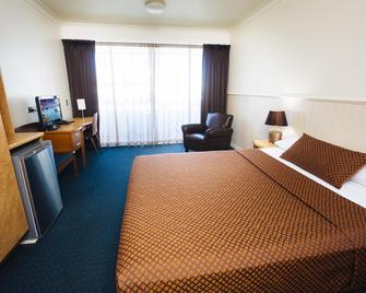 City Oasis Inn - Townsville - Makuuhuone