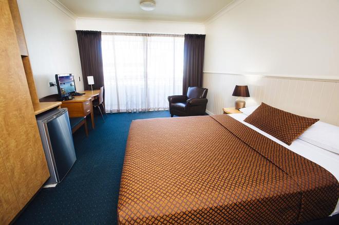 City Oasis Inn - Townsville - Chambre