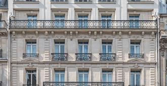 Le Belleval - París - Edificio