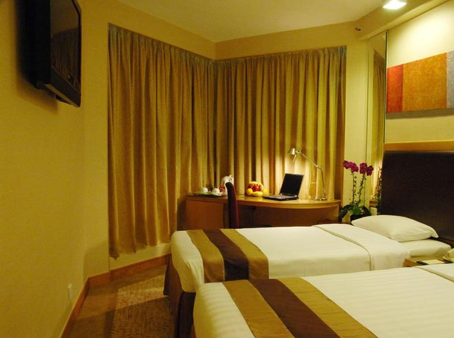 Stanford Hotel - Hong Kong - Bedroom