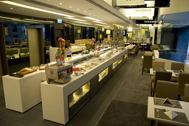 Stanford Hotel - Hong Kong - Buffet