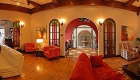 Hostel Casa Colon - San José - Lobby