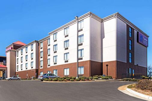 Comfort Suites Tuscaloosa-Univ - Tuscaloosa - Rakennus