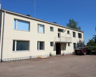 Studio apartment in Hamina, Pajutie 2 - Гаміна - Building