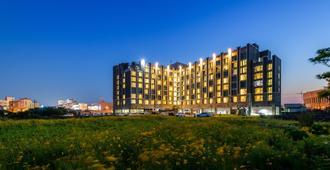Brown Suites Jeju Hotel & Resort - Seogwipo - Rakennus
