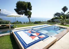 Monaco - Cap Martin with amazing sea view - Monaco - Pool