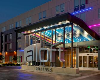 Aloft Dallas Euless - Euless - Gebouw