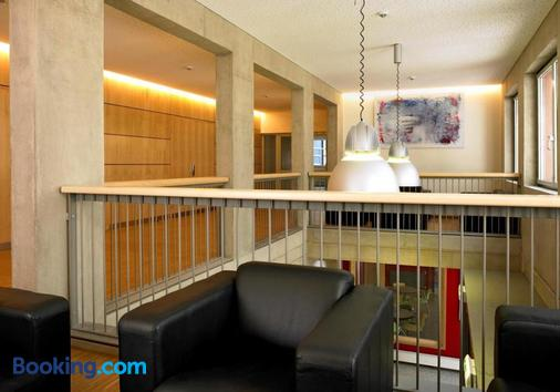 Youth Hostel Luxembourg City - Luxembourg - Lounge