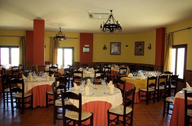 Balcon De Los Montes - Màlaga - Restaurant