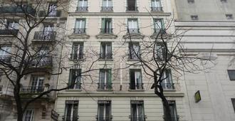 Hôtel Des Buttes Chaumont - Paris - Building