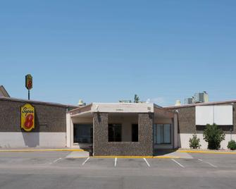 Super 8 by Wyndham Sterling CO - Sterling - Building