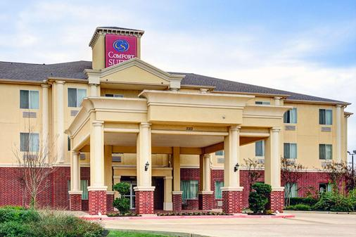 Comfort Suites Texas Ave. - College Station - Rakennus