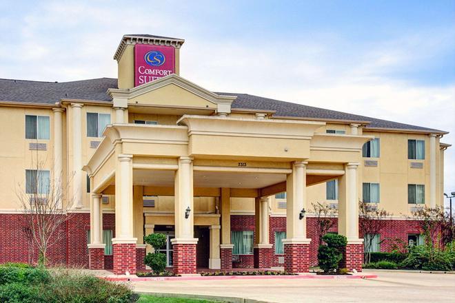 Comfort Suites Texas Ave. - College Station - Edificio