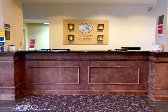 Comfort Suites Texas Ave. - College Station - Reception