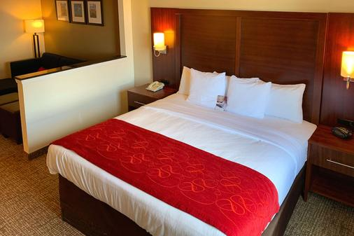 Comfort Suites Texas Ave. - College Station - Bedroom